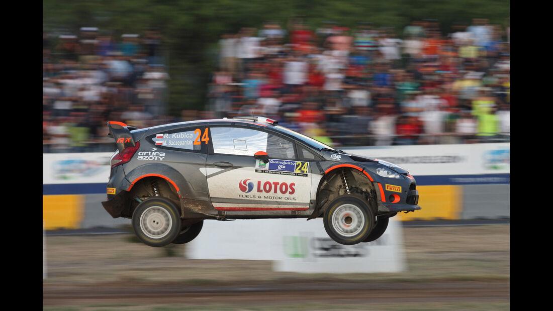 Rallye Mexiko 2015 - Robert Kubica - Ford