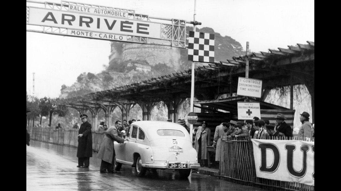 Rallye Monte Carlo 1950