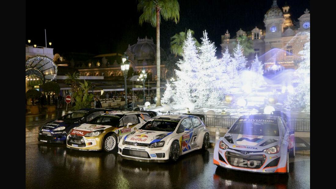 Rallye Monte Carlo 2015 - WRC