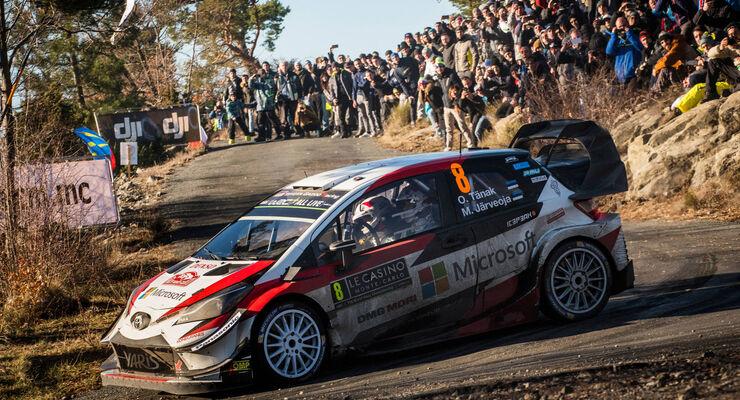 Rallye Monte Carlo 2018 - Ott Tänak - WRC