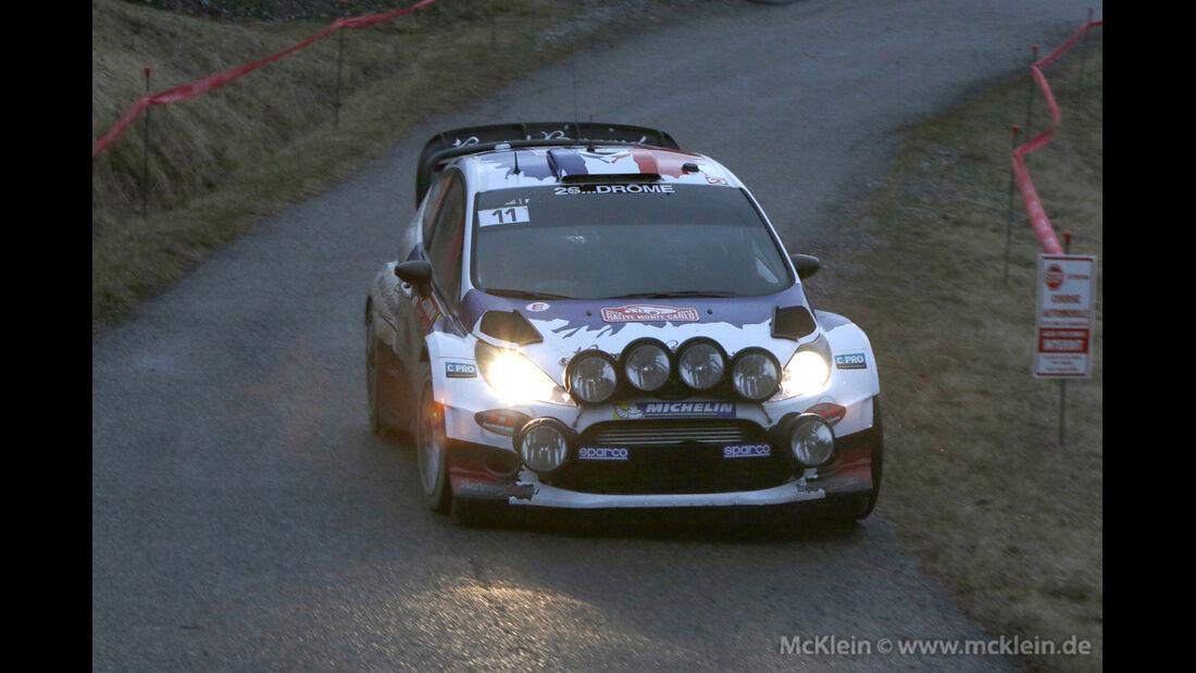 Rallye Monte Carlo - Bryan Bouffier