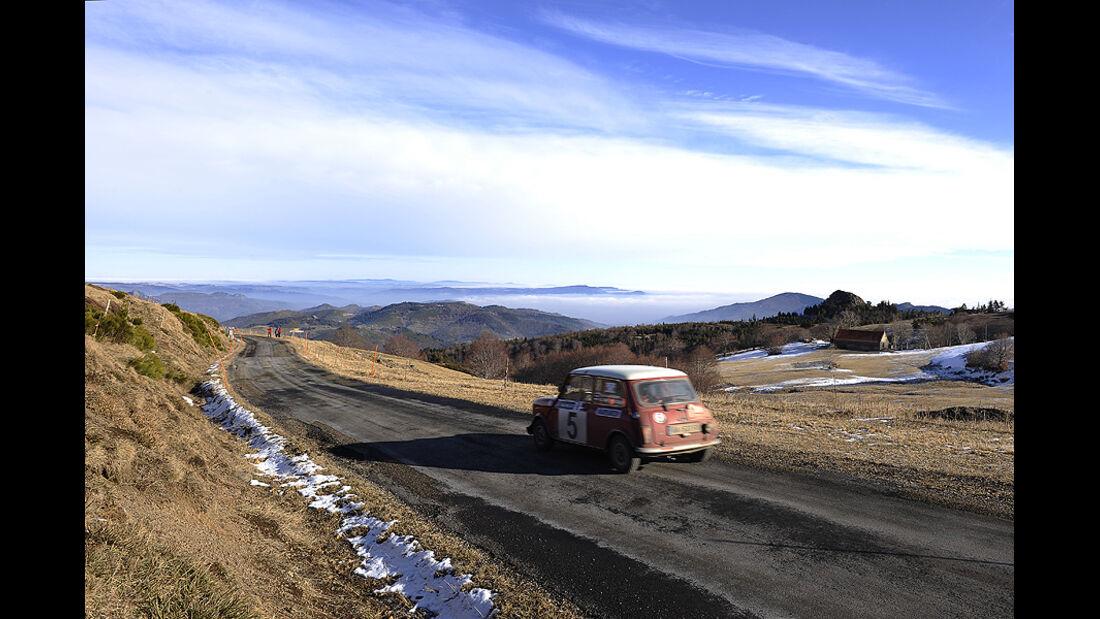 Rallye Monte Carlo Historique, 2011