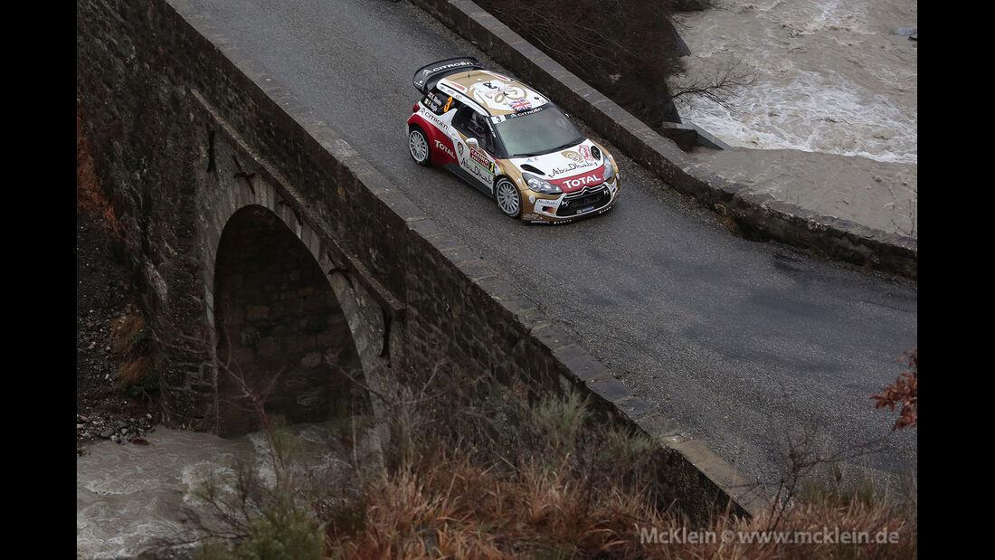 Rallye Monte Carlo - Meeke