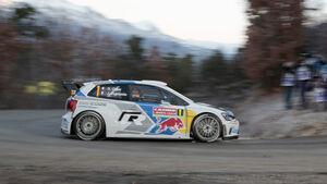 Rallye Monte Carlo - Sebastien Ogier