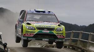 Rallye Neuseeland 2010, Jari-Matti Latvala, Ford Focus WRC