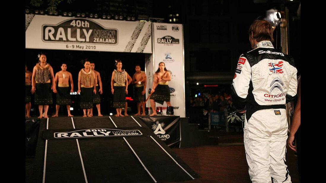 Rallye Neuseeland 2010, WRC