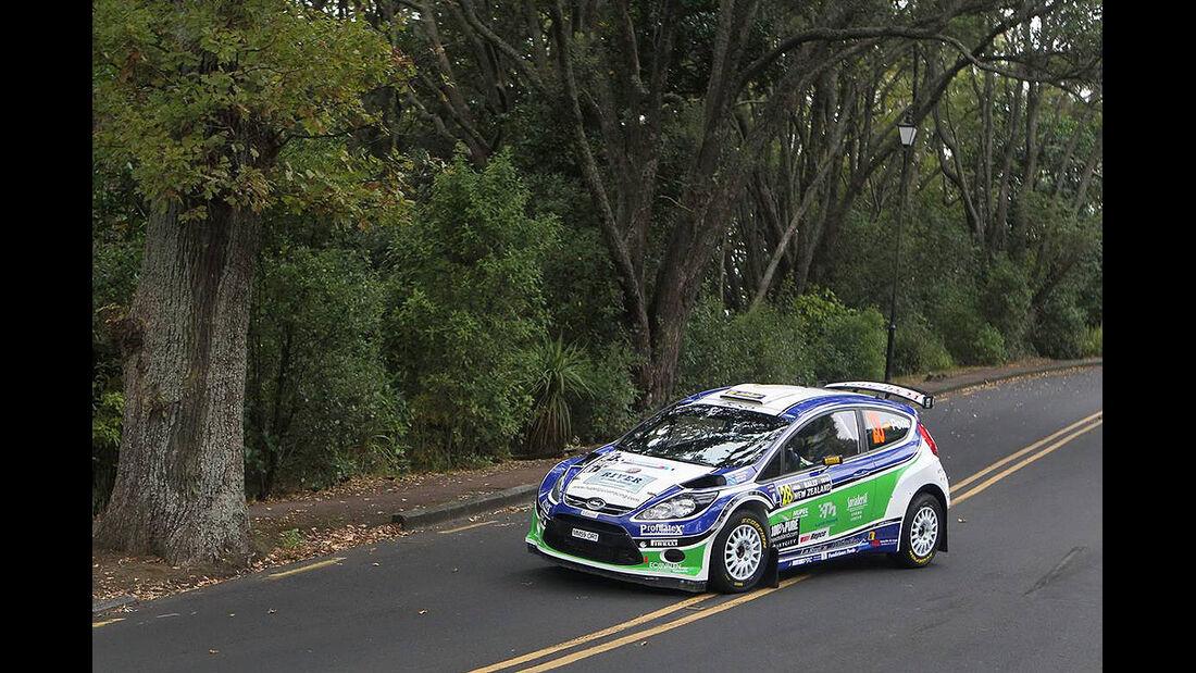 Rallye Neuseeland 2010, WRC, Ford Fiesta S 200, Pons