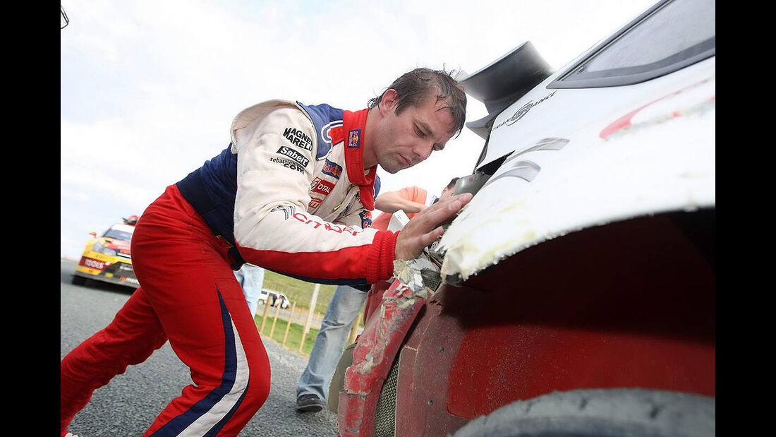 Rallye Neuseeland 2010, WRC, Loeb, Citroen C4 WRC