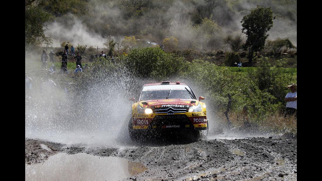 Rallye Neuseeland 2010, WRC, Petter Solberg, Citroen C4 WRC