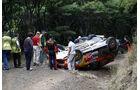 Rallye Neuseeland 2010, WRC, Unfall, Subaru Impreza