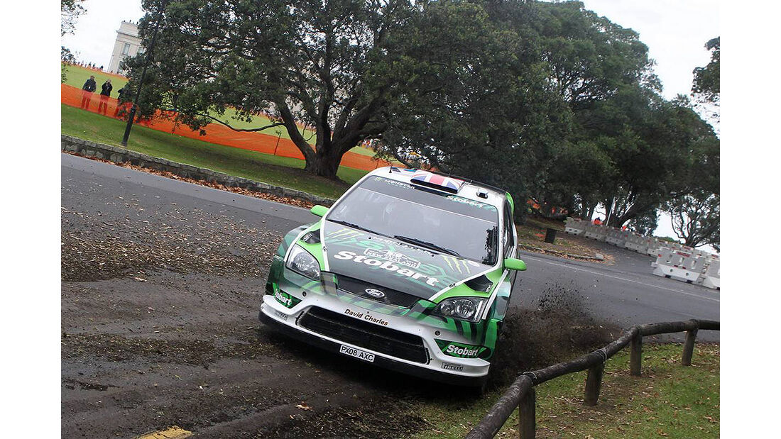 Rallye Neuseeland 2010, WRC, Wilson, Ford Focus WRC