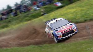 Rallye Polen, Dani Sordo, Citroen C4 WRC