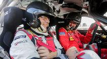 Rallye-Porsche 911 GT3, Cockpit