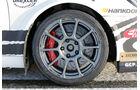 Rallye-Porsche 911 GT3, Rad, Felge