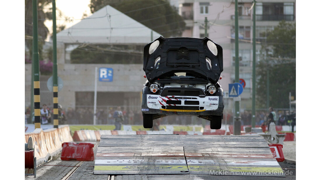 Rallye Portugal - Crash - 2013
