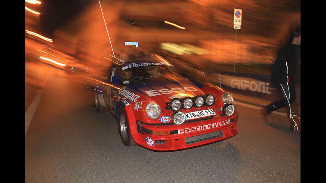 Rallye San Marino Eindrücke vom Rennen