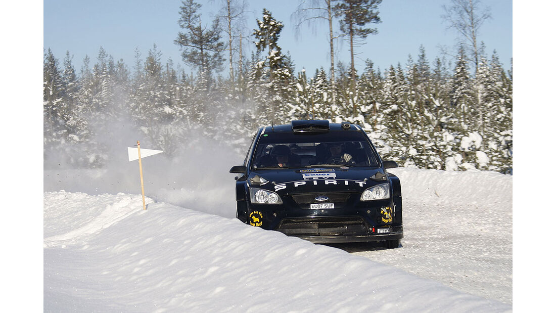 Rallye Schweden 2010