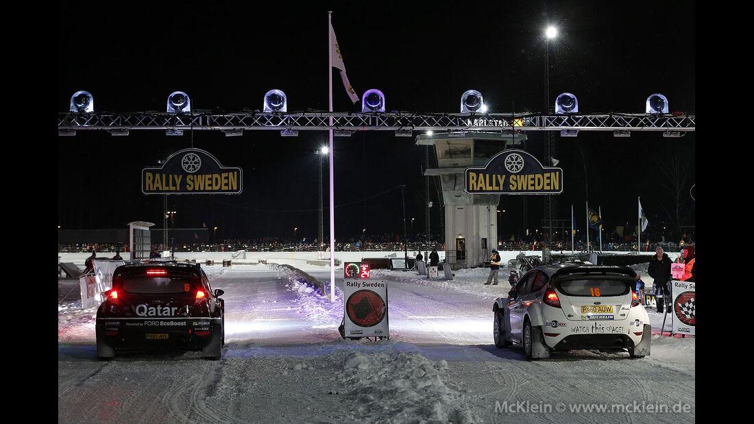 Rallye Schweden 2013