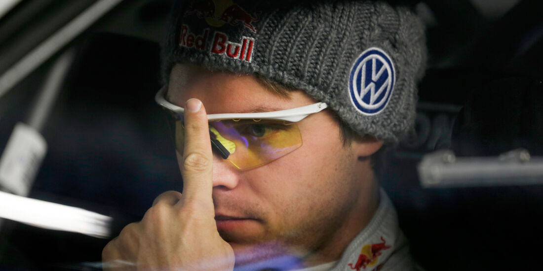 Rallye Schweden 2014 - Andreas Mikkelsen