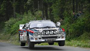 Rallye Slowly Sideways