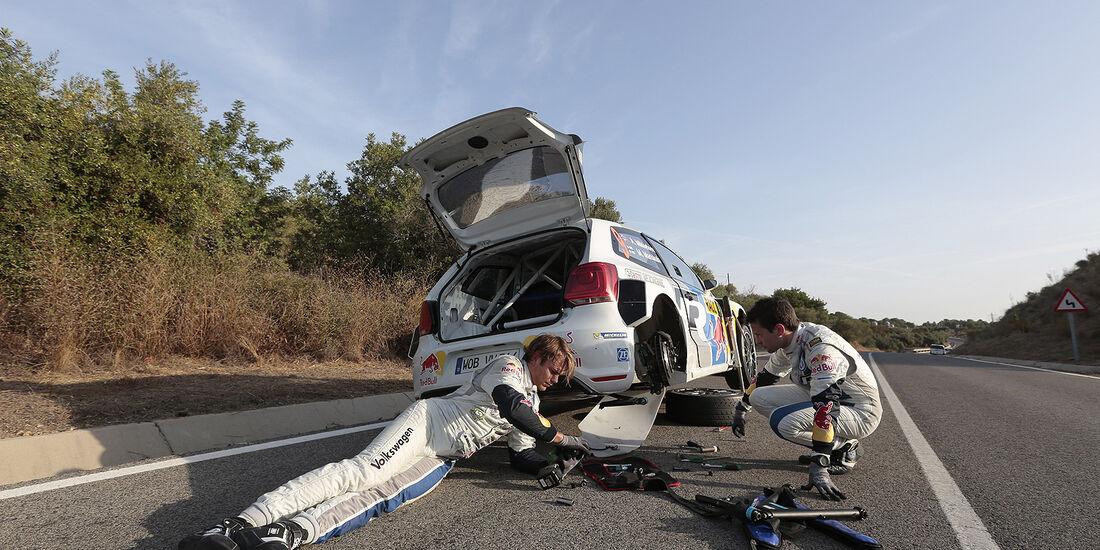Rallye Spanien, Mikkelsen