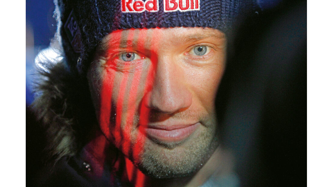 Rallye-WM, Sébastien Ogier