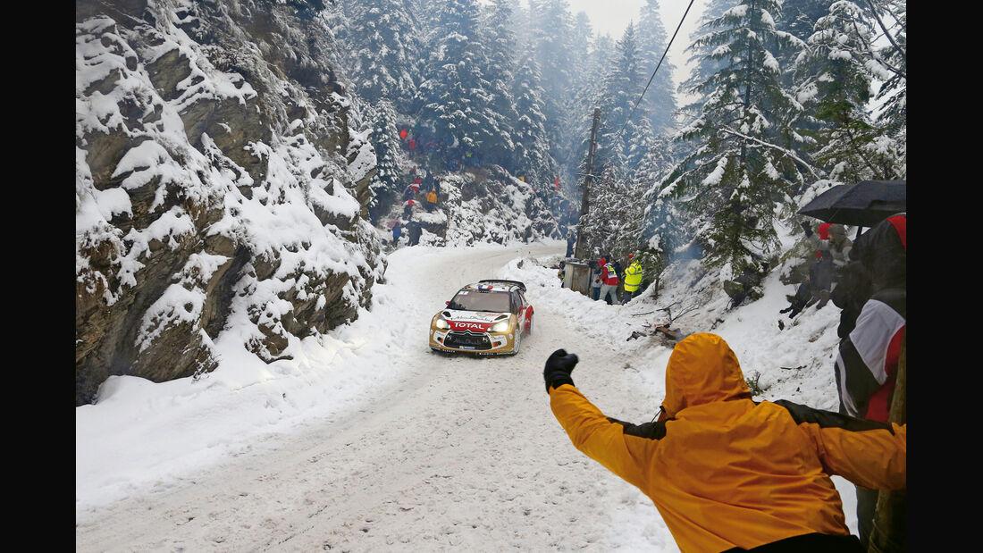 Rallye-WM, Schweden