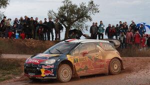 Rallye-WM Spanien 2012, Sebastien Loeb