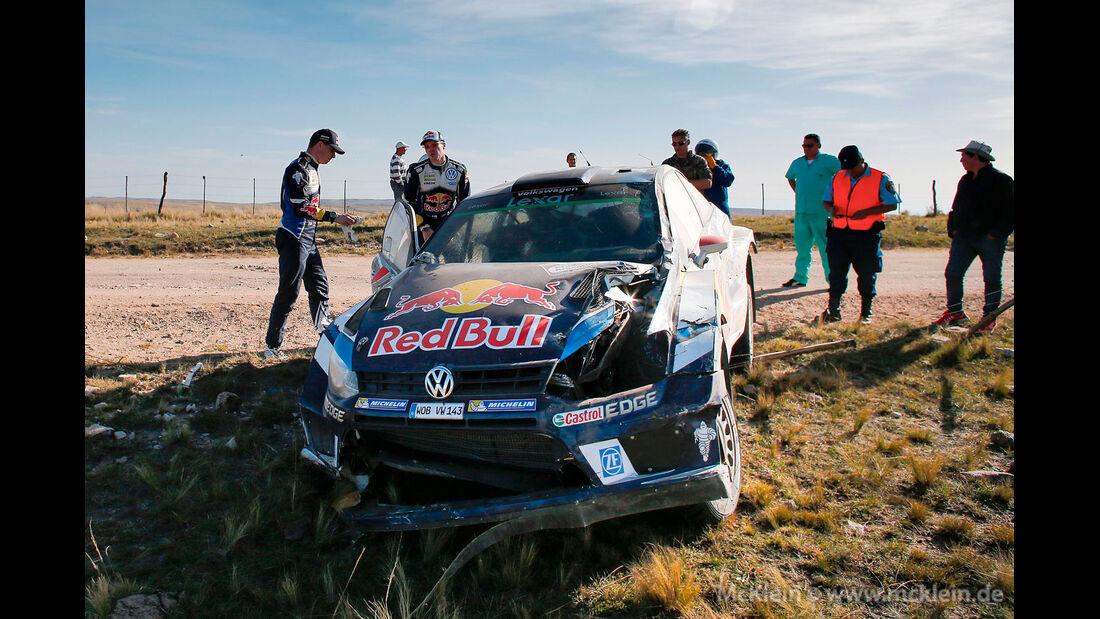 Rallye-WM - WRC - Argentinien 2016 - Jari-Matti Latvala - VW