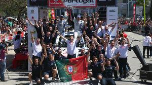 Rallye portugal 2014, VW Sebastien Ogier