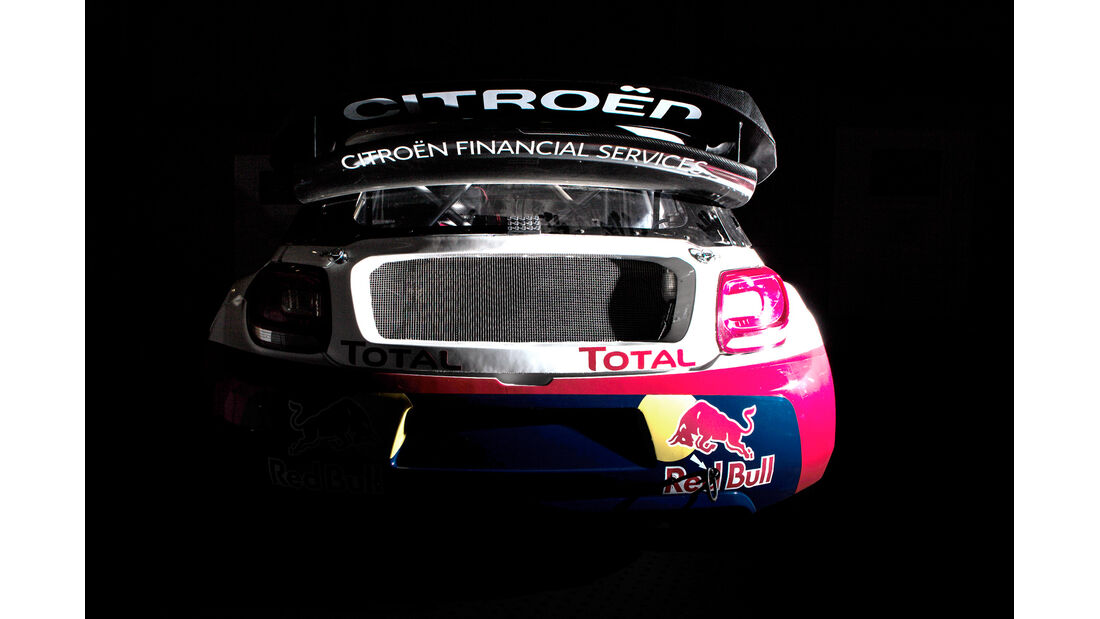 Rallyecross Loeb Citroen DS3 XL 2012