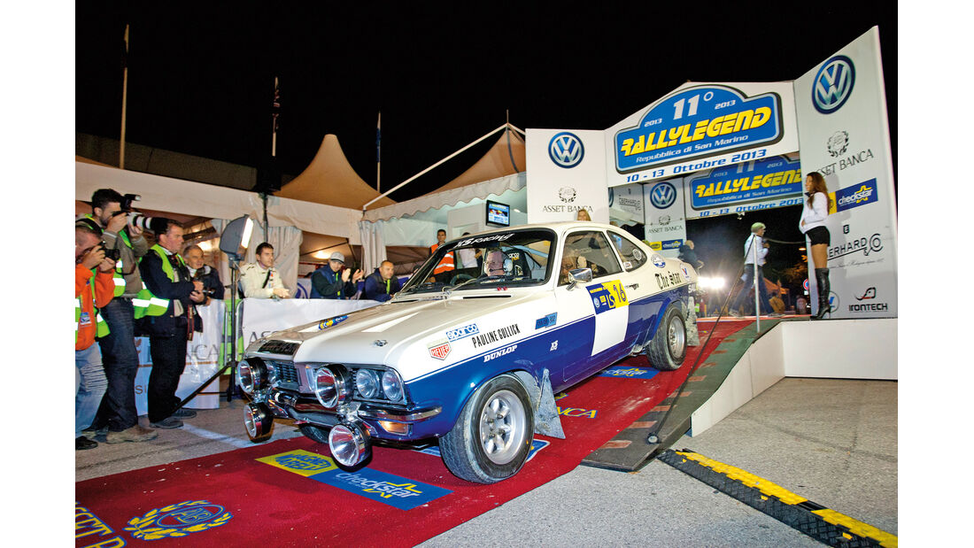 Rallyelegend San Marino, Chevrolet Firenza CanAm