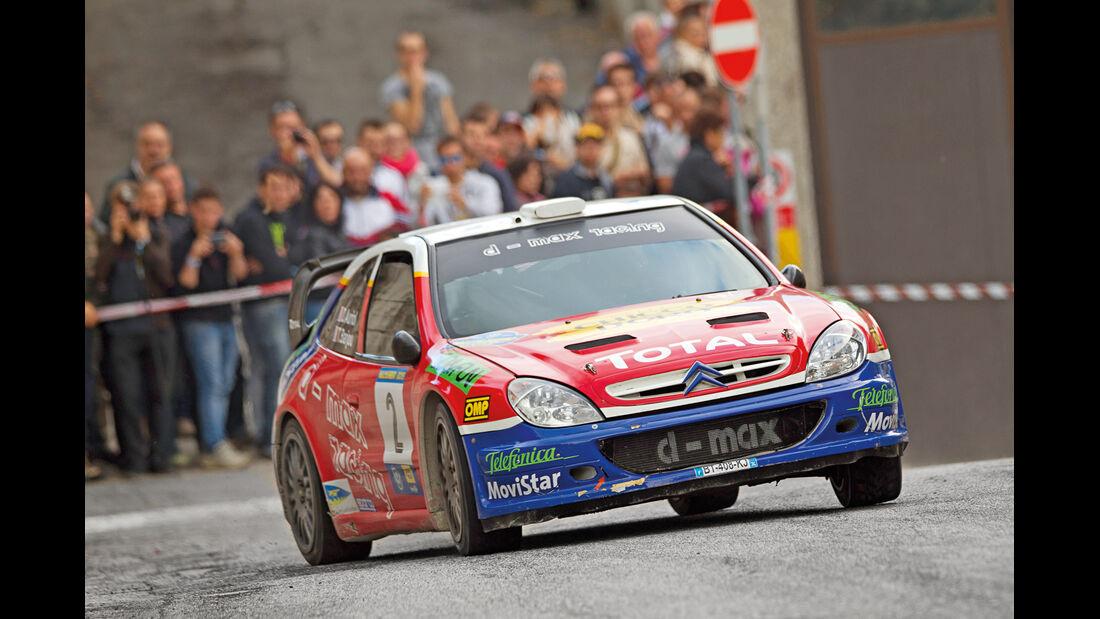 Rallyelegend San Marino, Didier Auriol, Citroën