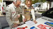 Rallyelegend San Marino, Harald Demuth, Fabrizia Pons, Rallye-Quattro