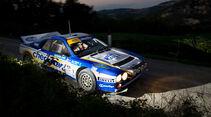 Rallyelegend San Marino, Lancia 037, Markku Alén, Ilkka Kivimäki