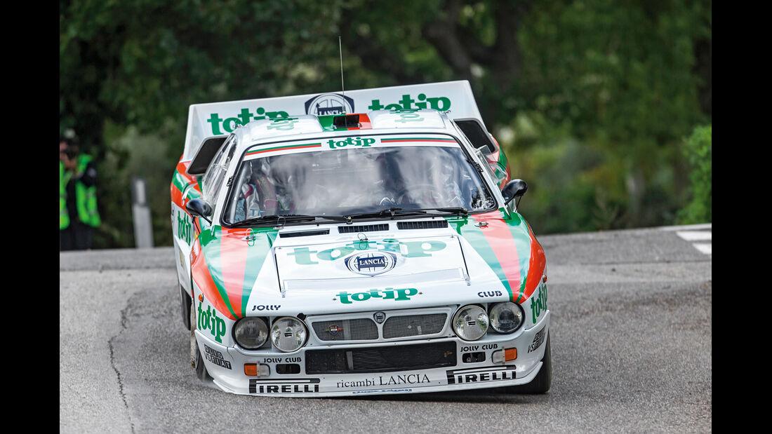 Rallyelegend San Marino, Lancia Rally 037