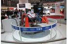 Rallyesimulator bei Ford, Autosalon Genf 2012
