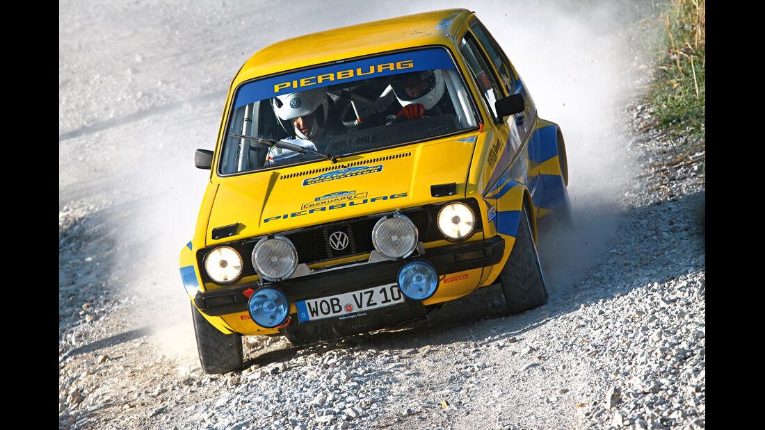 Rallylegend San Marino, Golf I GTI