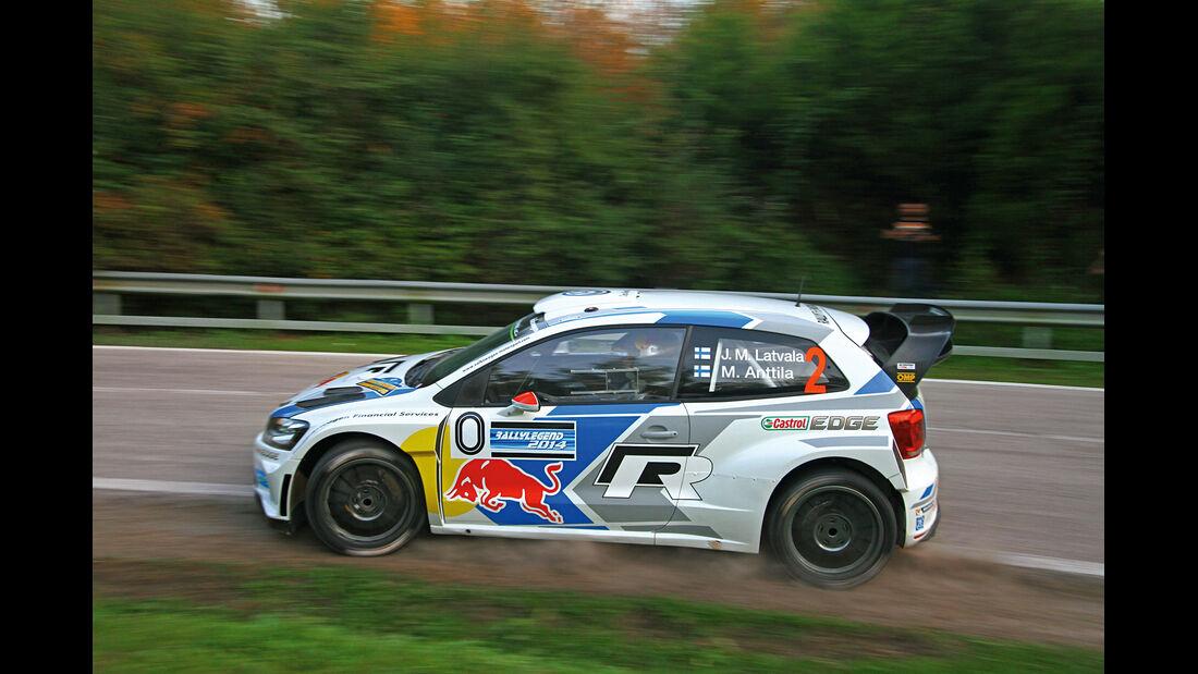 Rallylegend San Marino, Polo WRC