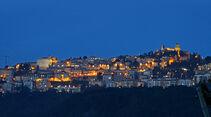 Rallylegend San Marino, Stadt
