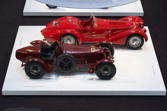 Ralph Lauren Car Collection