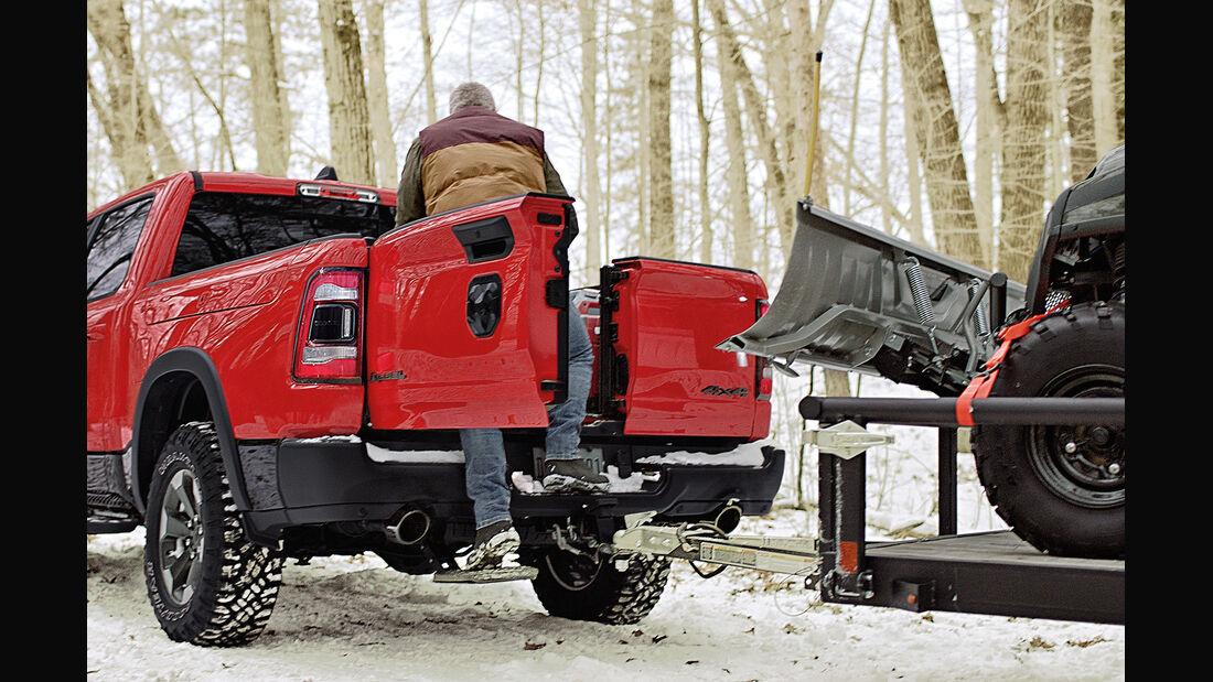 Ram 1500 Multifunction Tailgate