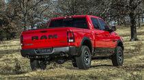 Ram 1500 Rebel Detroit 2015