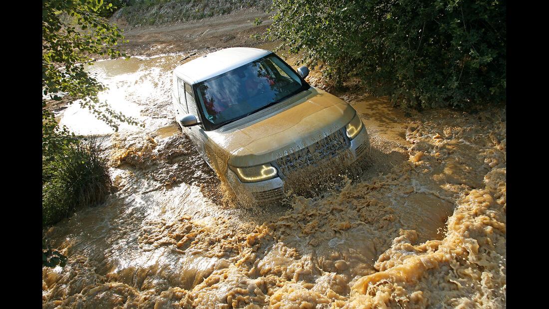 Range Rover 3.0 TDV6 HSE