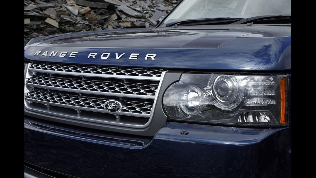 Range Rover 4.4 TDV8 Kühler