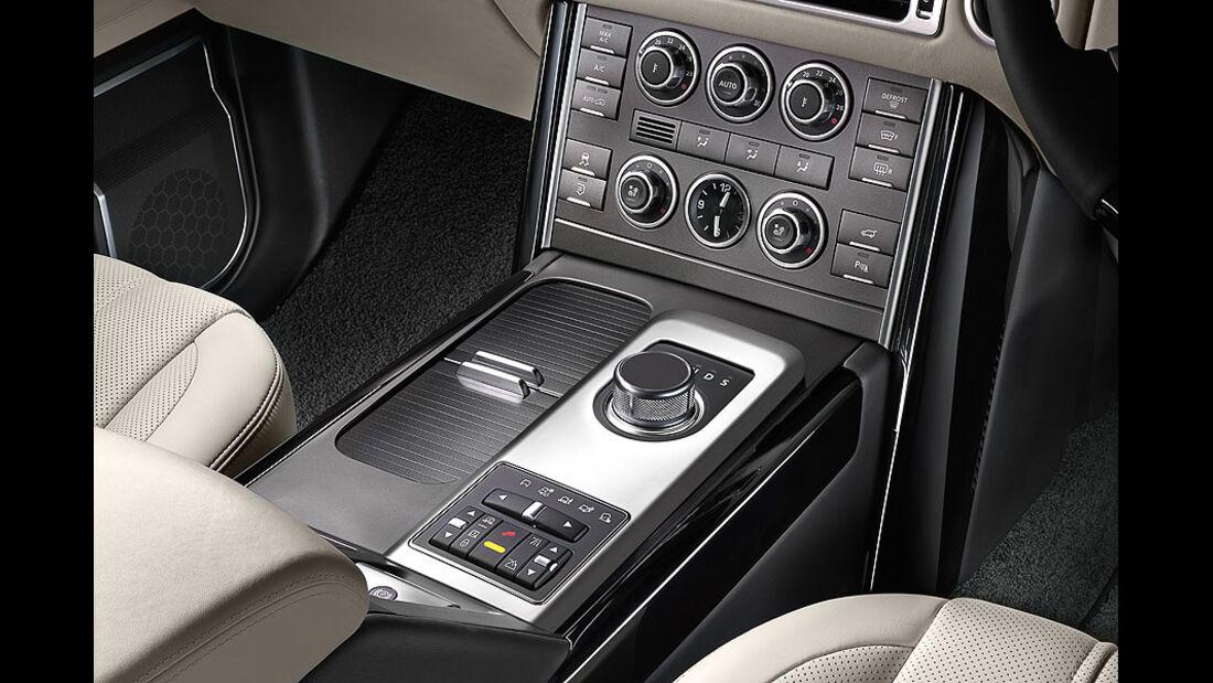 Range Rover 4.4 TDV8 Motor