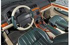 Range Rover 4.6 HSE, Cockpit
