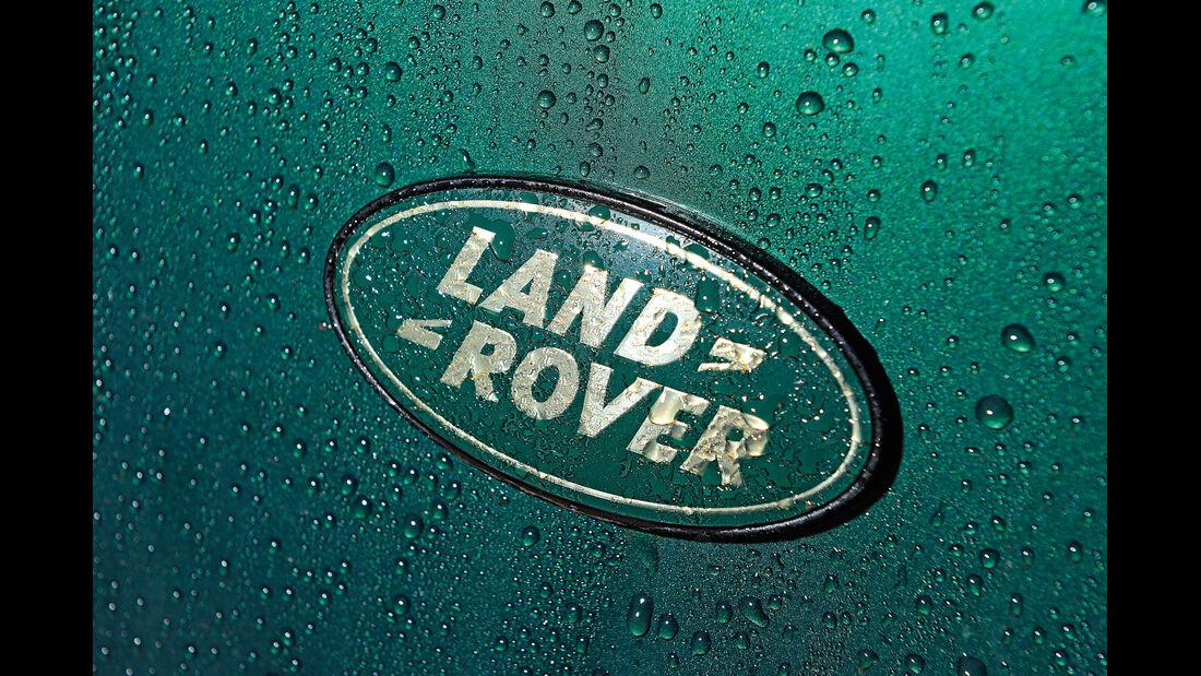 Range Rover 4.6 HSE, Emblem