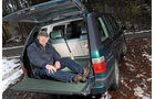 Range Rover 4.6 HSE, Heckklappe