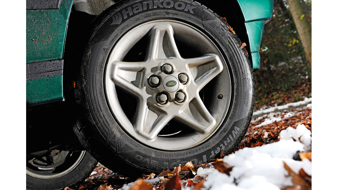 Range Rover 4.6 HSE, Rad, Felge